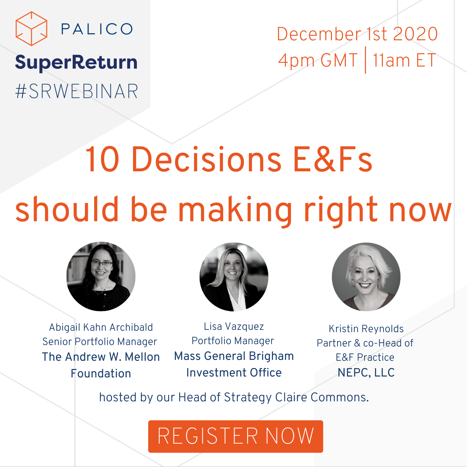 10 Decisions E&Fs should be making right now (2)